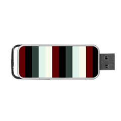 Sitting Portable Usb Flash (two Sides) by snowwhitegirl