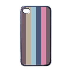 Modern Baroque Apple Iphone 4 Case (black) by snowwhitegirl