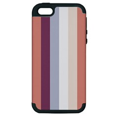 Grape Tapestry Apple Iphone 5 Hardshell Case (pc+silicone) by snowwhitegirl