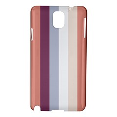 Grape Tapestry Samsung Galaxy Note 3 N9005 Hardshell Case by snowwhitegirl