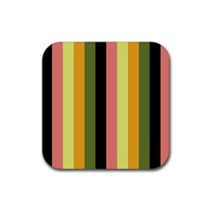 Afternoon Rubber Coaster (square)  by snowwhitegirl
