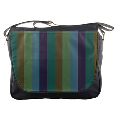 Rainy Woods Messenger Bags by snowwhitegirl