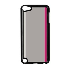 Laura Lines Apple Ipod Touch 5 Case (black) by snowwhitegirl