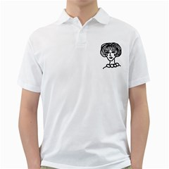 20s Girl Golf Shirts