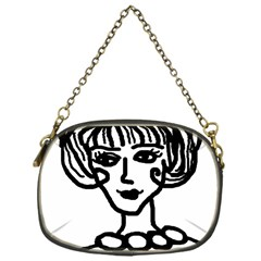 20s Girl Chain Purses (one Side)  by snowwhitegirl