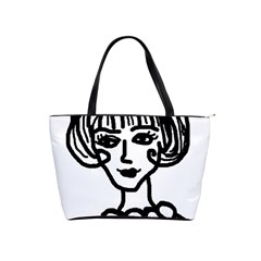 20s Girl Shoulder Handbags by snowwhitegirl