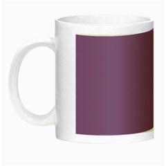 Another Purple Night Luminous Mugs by snowwhitegirl