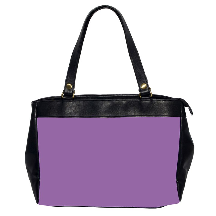 Another Purple Office Handbags (2 Sides)
