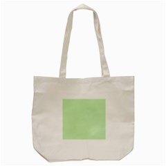 Baby Green Tote Bag (cream)