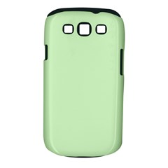 Baby Green Samsung Galaxy S Iii Classic Hardshell Case (pc+silicone) by snowwhitegirl
