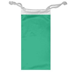 Seafoamy Green Jewelry Bag by snowwhitegirl