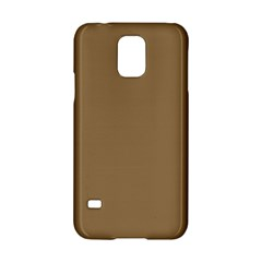 Brownish Samsung Galaxy S5 Hardshell Case  by snowwhitegirl