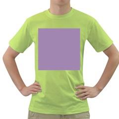 Grape Light Green T Shirt by snowwhitegirl