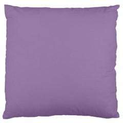 Grape Light Large Cushion Case (two Sides) by snowwhitegirl