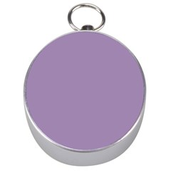 Grape Light Silver Compasses by snowwhitegirl