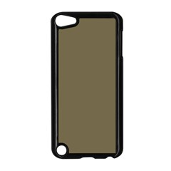 Rainy Brown Apple Ipod Touch 5 Case (black) by snowwhitegirl