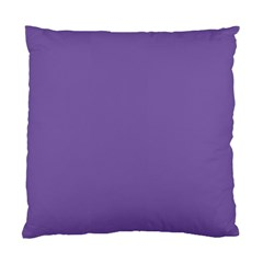 Purple Star Standard Cushion Case (two Sides) by snowwhitegirl