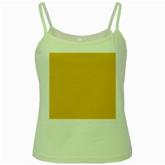 Cheesy Green Spaghetti Tank
