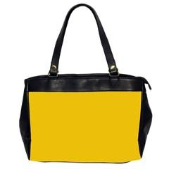 Cheesy Office Handbags (2 Sides)  by snowwhitegirl