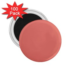 Late Peach 2 25  Magnets (100 Pack)  by snowwhitegirl