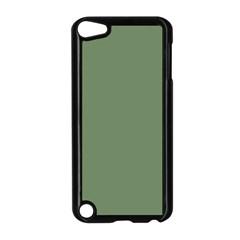Army Green Apple Ipod Touch 5 Case (black) by snowwhitegirl