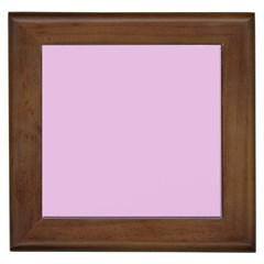 Lilac Star Framed Tiles by snowwhitegirl