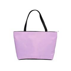 Lilac Star Shoulder Handbags by snowwhitegirl