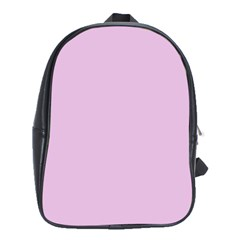Lilac Star School Bag (xl) by snowwhitegirl