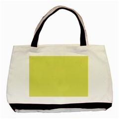 Avocado Basic Tote Bag by snowwhitegirl