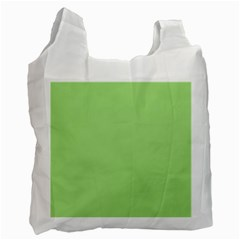 Pistachio Taste Recycle Bag (two Side)  by snowwhitegirl