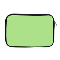Pistachio Taste Apple Macbook Pro 17  Zipper Case by snowwhitegirl