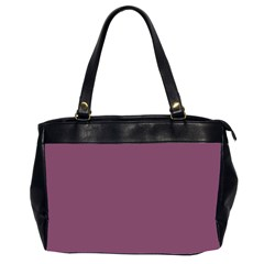 Medium Grape Office Handbags (2 Sides)  by snowwhitegirl