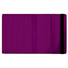 Magenta Ish Purple Apple Ipad 3/4 Flip Case by snowwhitegirl