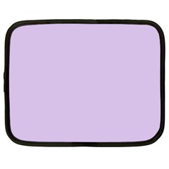 Baby Lilac Netbook Case (large) by snowwhitegirl