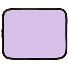 Baby Lilac Netbook Case (xl)  by snowwhitegirl