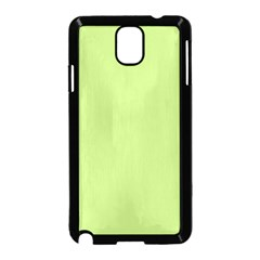 Grassy Green Samsung Galaxy Note 3 Neo Hardshell Case (black) by snowwhitegirl