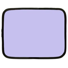 Violet Sweater Netbook Case (xl)  by snowwhitegirl