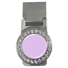 Lilac Morning Money Clips (cz)  by snowwhitegirl