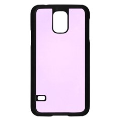 Lilac Morning Samsung Galaxy S5 Case (black) by snowwhitegirl