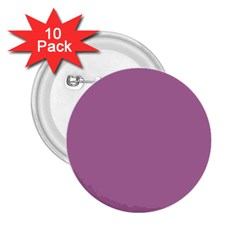 Silly Purple 2 25  Buttons (10 Pack)  by snowwhitegirl