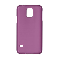 Silly Purple Samsung Galaxy S5 Hardshell Case  by snowwhitegirl