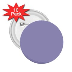 Grey Violet 2 25  Buttons (10 Pack)  by snowwhitegirl