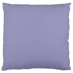 Grey Violet Standard Flano Cushion Case (one Side) by snowwhitegirl