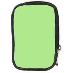 Meadow Green Compact Camera Cases by snowwhitegirl