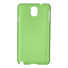 Meadow Green Samsung Galaxy Note 3 N9005 Hardshell Case by snowwhitegirl