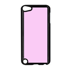 Soft Pink Apple Ipod Touch 5 Case (black) by snowwhitegirl