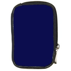 Dark Navy Compact Camera Cases by snowwhitegirl