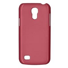 Pink Mauve Galaxy S4 Mini by snowwhitegirl