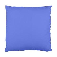 Lake Blue Standard Cushion Case (one Side) by snowwhitegirl