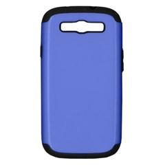 Lake Blue Samsung Galaxy S Iii Hardshell Case (pc+silicone) by snowwhitegirl